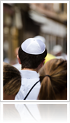 Man with Kippah